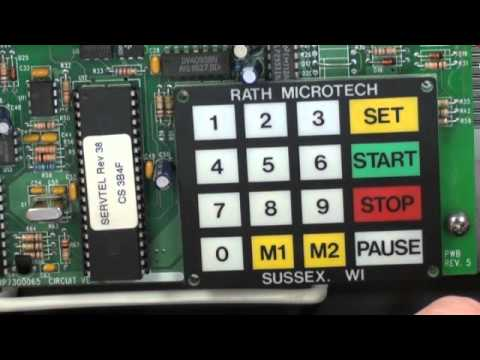 RATH® Smartphone 2-4 Elevator phone programming instructions