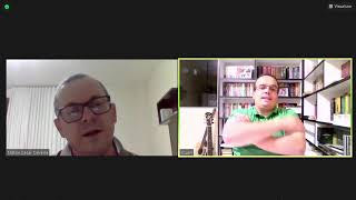 Live IPH 01/12/2020 - Bate-papo com os Pastores
