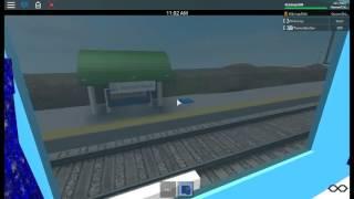 ROBLOX: Viaje tri-rail en P601 de Boca a Ft Lauderdale
