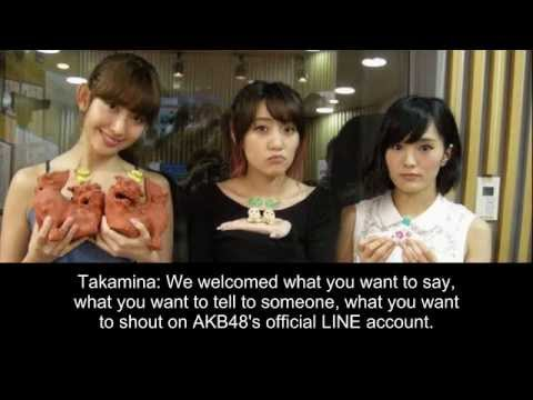 140827 AKB48 All Night Nippon(Eng sub)