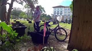 Flagler Village Sequential Flash Mob Food Forest Planting - Choose954 Recap Video (August 2020)
