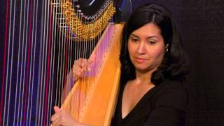 Air on the G String (Bach) for Solo Harp