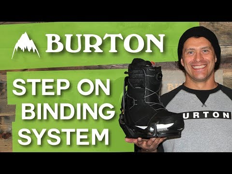 0ce72adc04a 2018 Burton Step On Bindings System Review - TheHouse.com - YouTube