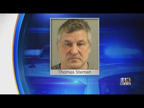 Anne Arundel County Police Arrest Man In Alleged Assault Possibly Involving Syringe