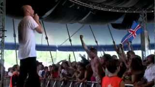 Agent Fresco - Eyes of a Cloud Catcher (Live at Roskilde Festival 2011)
