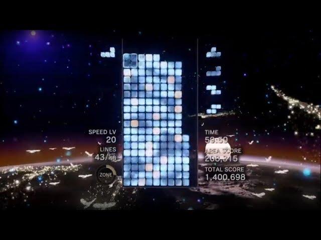 Tetris Effect (видео)