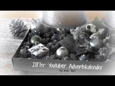 2017er Youtuber Adventskalender | Türchen 16 | Einfache Frisuren mit Effekt