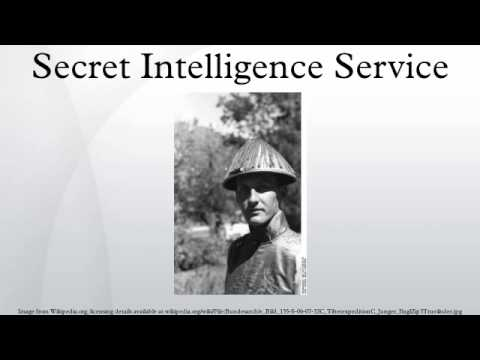 Secret Intelligence Service
