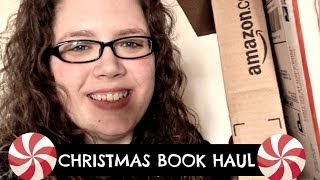CHRISTMAS BOOK HAUL & UNBOXINGS! Thumbnail