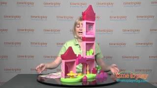 MEGA Bloks Lil' Princess 3-Story Enchanted Castle from MEGA Brands