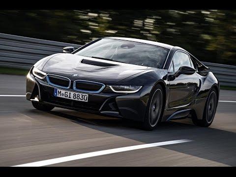 BMW I8 1 покоління Купе