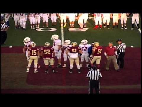 Logan vs Ben Lomond high school football 9-18-15 KVNU