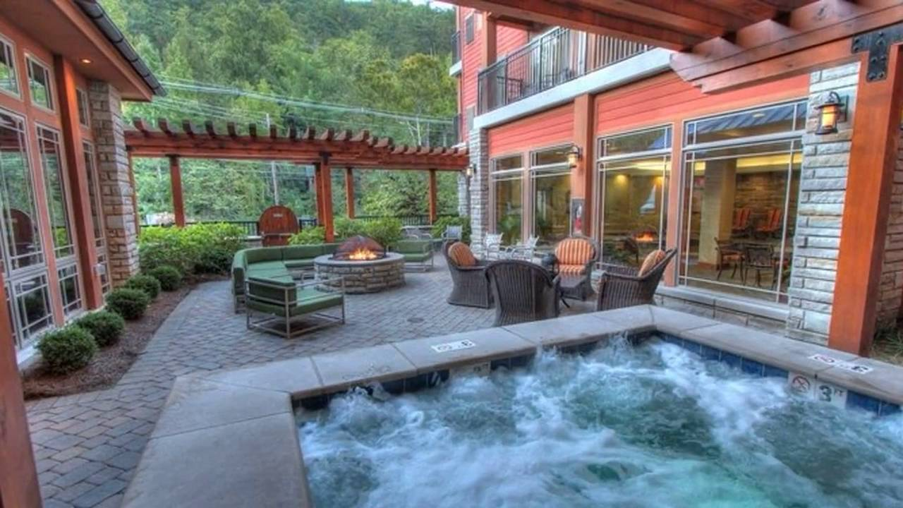 Gatlinburg Hotels With Indoor Pools YouTube