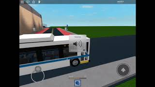 Playing More ROBLOX! MTA BUS!