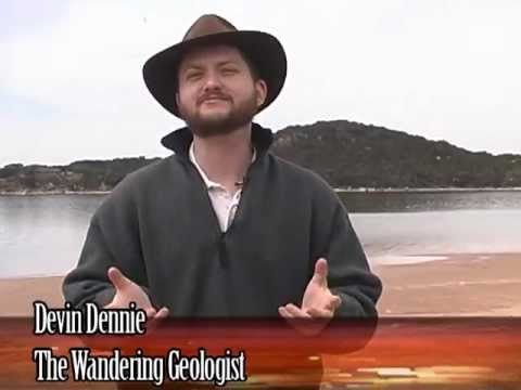 Possum Kingdom Lake Geology