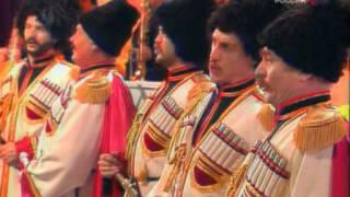 Казаки в Берлине-Cossacks in Berlin(Государственный Академический Кубанский казачий хор ордена