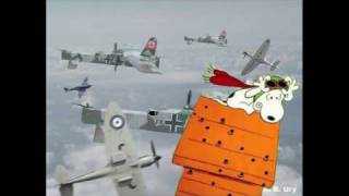 Snoopy vs The Red Baron Videogame Soundtrack Part 3