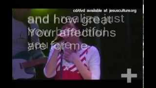 How He loves us Kim Walker lyrics
