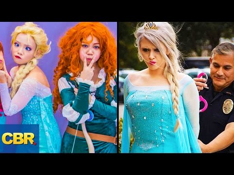 Thumbnail: 10 Shocking True Confessions of Real Life Disney Princesses