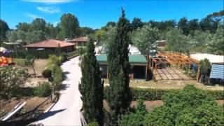 Camping Paradiso | Viareggio | Toscane