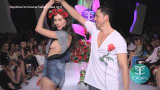 FORCAPS en el Repblica Dominicana Fashion Week 2015