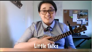 Little Talk Ukulele Tutorial | ukuSean