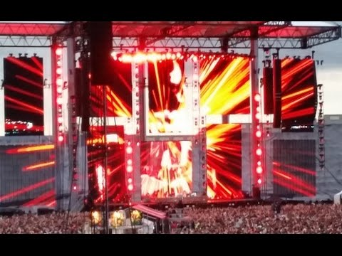 Ed Sheeran Concert - Croke Park Dublin 2015 - Unbelievable - With guests Kodaline