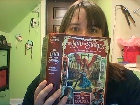 The Land Of Storiesa Grimm Warning Bychris Colfer Chapter 1an