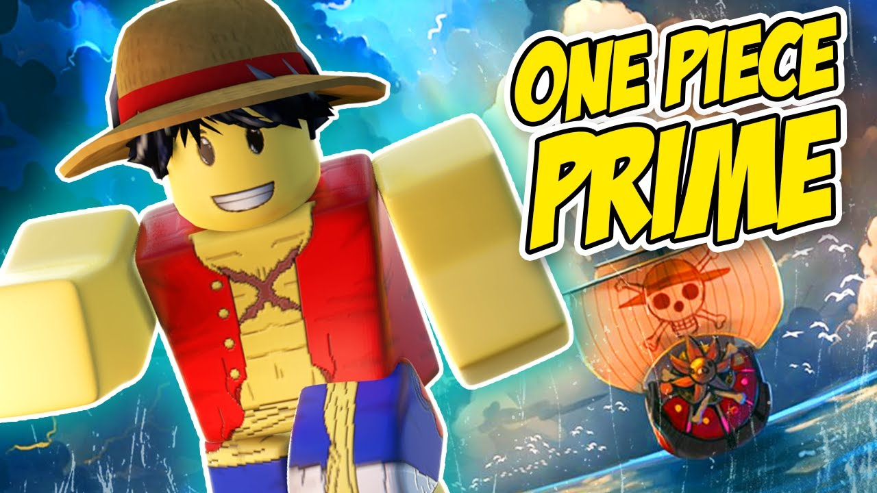 New One Piece Prime Everything You Need To Know Roblox One Piece Prime Youtube