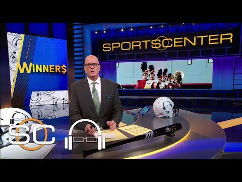 Scott Van Pelt shares his week 6 winners in college football | SC With SVP | ESPN