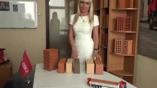 видео Выбираем керамический кирпич