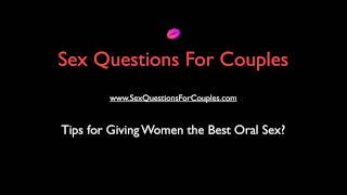 10 Good Cunnilingus Tips - How to Give Best Oral Sex for Women?