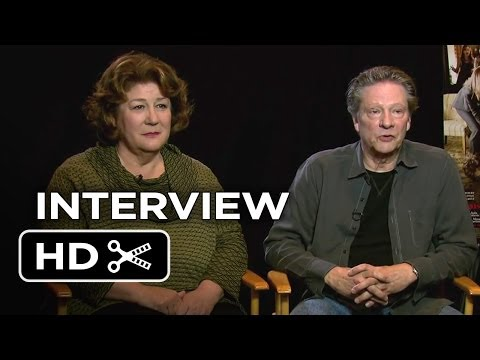 Movies For Grownups FF - August: Osage County - Chris Cooper, Margo Martindale Interview (2013) HD