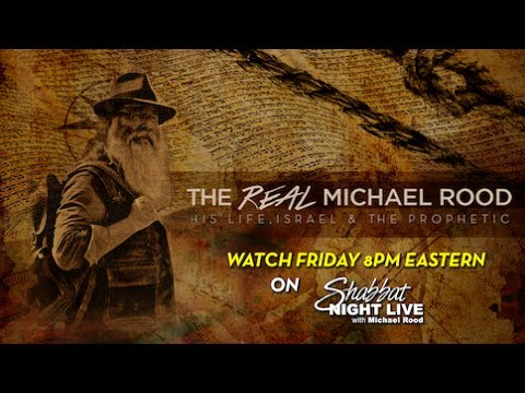 The REAL Michael Rood: From Marine to Hebrew Roots Teacher - Shabbat Night Live - 05/26/17