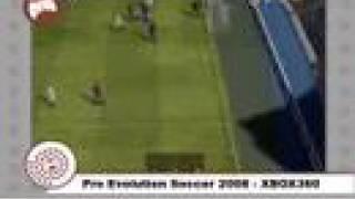 Pro Evolution Soccer 2008 - XBOX360
