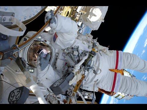 #ICYMI: Spacewalkers Wrap up Power Upgrades