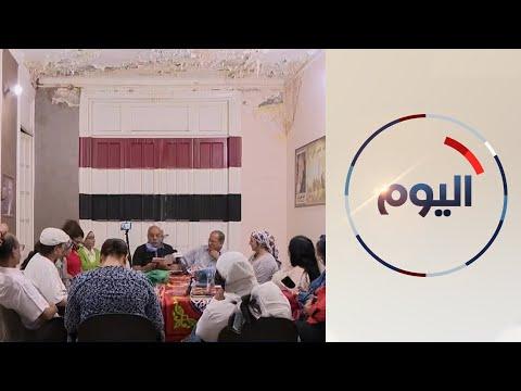 عودة النشاط الثقافي في القاهرة مع اتباع الإجاراءات الإحترازية من فيروس كورونا  - نشر قبل 3 ساعة