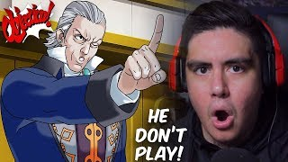 THE NEW LAWYER'S OBJECTIONS WILL MAKE YOU SCREAM IN JAPANESE   Phoenix Wright: Ace Attorney [12]