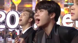 170212 BTS cut @ MelOn Music Awards