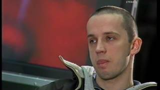 O.S.T.R. i Peja -  Wywiad z 2003 roku (VHS)