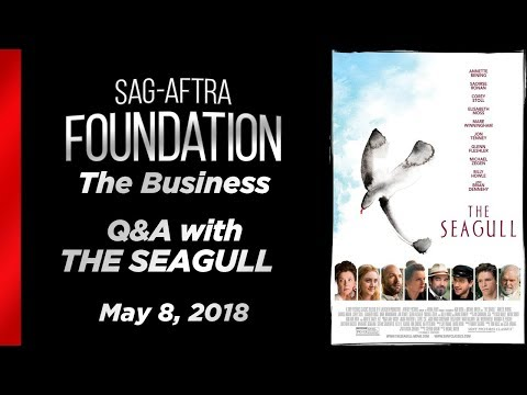 The Business: Q&A with THE SEAGULL