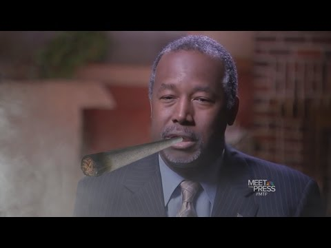 [YTP] Ben Carson is High AF and Raps Like a Beast