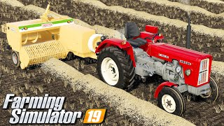 Prasowanie słomy - Farming Simulator 19 | #25