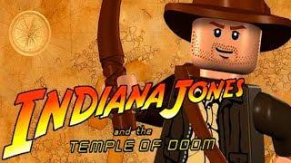 LEGO Indiana Jones - TEMPLE OF DOOM - ALL LEVELS Walkthrough Gameplay