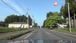 千葉県道44号 成田小見川鹿島港線 車載動画