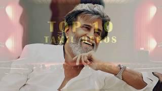 Top 10 Actors of Tamil Cinema | Top 10 Tamil Actors