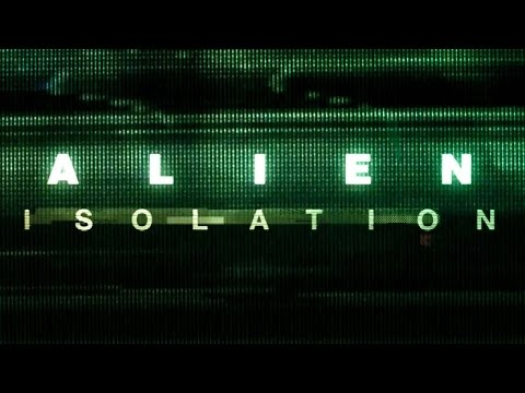Alien Isolation Trailer