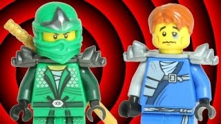 Green Ninja Showdown LEGO Ninjago Stop Motion Episode 4
