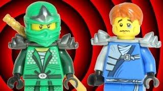 Green Ninja Showdown LEGO Ninjago Stop Motion Episode 4