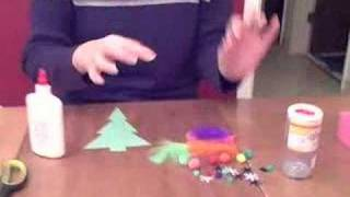 Christmas Crafts For Children | Christmas Tree Project | Cullen's Abc's